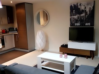 Dazzon Luxury Apartments, Central Milton Keynes