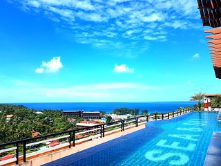 Sea & Sky - Amazing seaview apartment close to Kata/Karon Beach