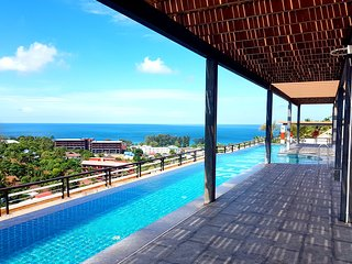 Sea & Sky - Lovely seaview apartment close to Karon/Kata Beach