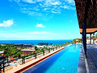 Sea & Sky - Beautiful seaview apartment close to Kata/Karon Beach