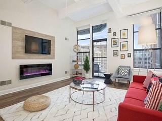 Jersey City Holiday Apartment 20530