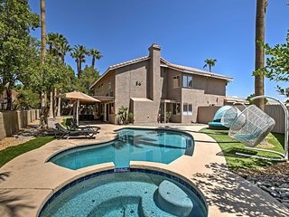 Cathedral City Home w/ Heated Saltwater Pool!