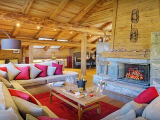 5 star luxury chalet with spa centre and concierge - SnowLodge