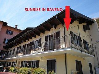 Sunrise in Baveno