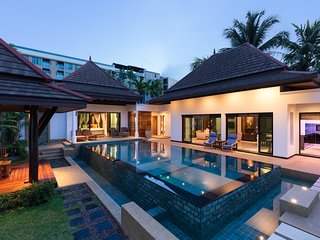 Luxury 3BR Villa in a secluded area in Surin
