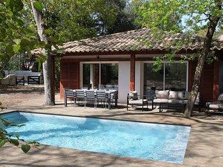 Villa de charme avec piscine - Pyla sur Mer