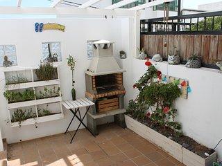 La Casita de Maria. Habitación doble con terraza y baño privado externo