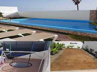 Villa Roja (6), Kleine Ferienanlage mit Pool, Spielplatz & Boule im Zentrum