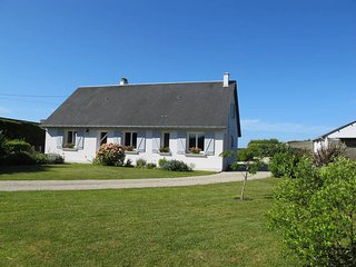 4 bedroom Villa in Portbail, Normandy, France : ref 5442016