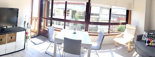 Vista panorámica salón comedor