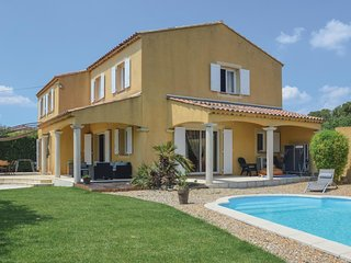 4 bedroom Villa in Trets, Provence-Alpes-Cote d'Azur, France : ref 5673597