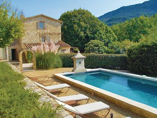 4 bedroom Villa in Eygaliers, Auvergne-Rhone-Alpes, France : ref 5671399
