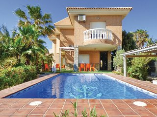 7 bedroom Villa in La Manga del Mar Menor, Murcia, Spain : ref 5673406