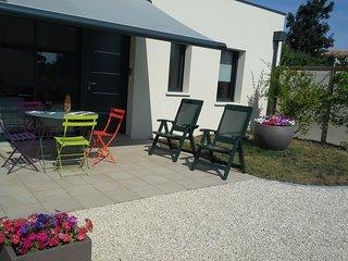 AU GRAIN D'ORGE, proche du Marais Poitevin, gîte classé 3 étoiles...