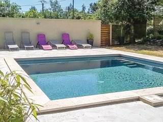 4 bedroom Villa in Les Cordiers, Provence-Alpes-Cote d'Azur, France : ref 567086