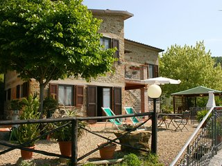 5 bedroom Villa in San Giustino Valdarno, Tuscany, Italy : ref 5239842