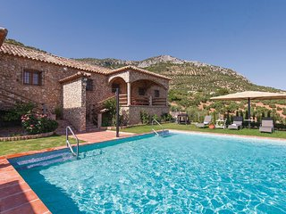 6 bedroom Villa in Arenal, Andalusia, Spain : ref 5673405