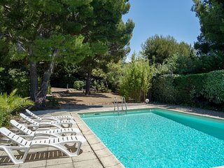 4 bedroom Villa in La Madrague, Provence-Alpes-Cote d'Azur, France : ref 5514330