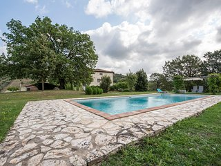 5 bedroom Villa in Pesciano, Umbria, Italy : ref 5247535