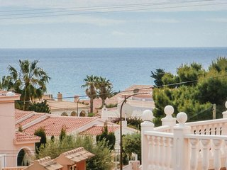 4 bedroom Villa in Bolnuevo, Murcia, Spain : ref 5672876