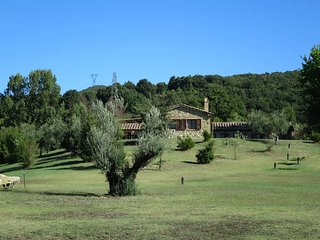 2 bedroom Apartment in Monteverdi Marittimo, Tuscany, Italy : ref 5446397
