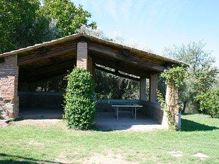 4 bedroom Villa in Monte del Lago, Umbria, Italy : ref 5239806