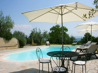 4 bedroom Villa in Malpertuso, Tuscany, Italy : ref 5239795