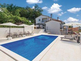 4 bedroom Villa in Rubesi, Primorsko-Goranska Zupanija, Croatia : ref 5570124