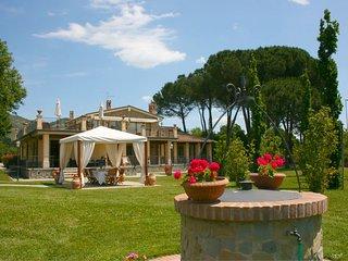 6 bedroom Villa in Santa Lucia II, Tuscany, Italy : ref 5240076