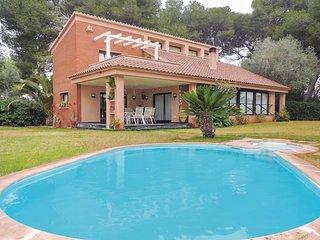 3 bedroom Villa in Coma-ruga, Catalonia, Spain : ref 5625583