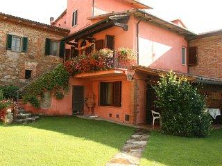 5 bedroom Villa in Santa Maria a Monte, Tuscany, Italy : ref 5240040