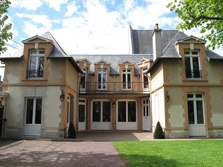 1 bedroom Villa in Cabourg, Normandy, France : ref 5441931