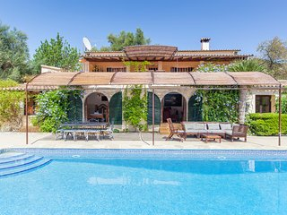 5 bedroom Villa in Pollenca, Balearic Islands, Spain : ref 5457330