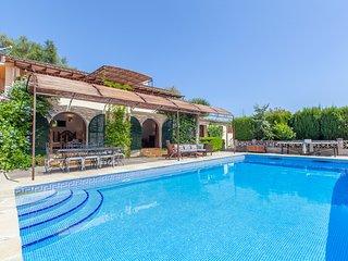 5 bedroom Villa in Pollenca, Balearic Islands, Spain : ref 5457330