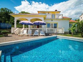 5 bedroom Villa in Pobri, Primorsko-Goranska Županija, Croatia : ref 5036411