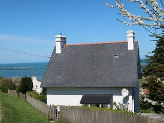 3 bedroom Villa in Plouguerneau, Brittany, France : ref 5438327