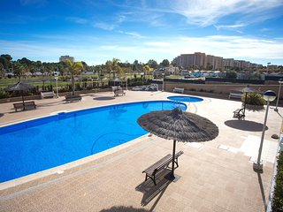 2 bedroom Apartment in Marina d'Or, Valencia, Spain : ref 5624188