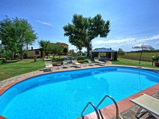 5 bedroom Villa in Vitiano, Tuscany, Italy : ref 5242113