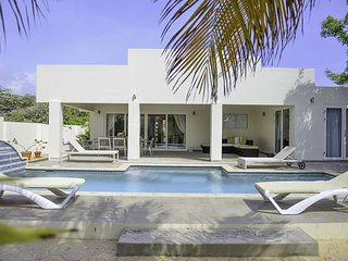 NEW! VILLA BLANCA: Modern Luxury 4BR villa near Beaches