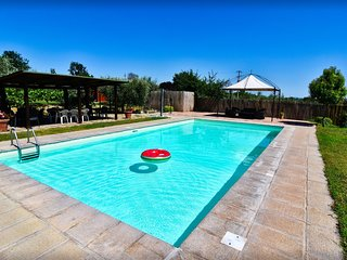 Fratta-Santa Caterina Villa Sleeps 20 with Pool Air Con and WiFi