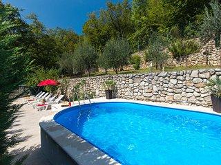 3 bedroom Villa in Lovran, Istarska Zupanija, Croatia : ref 5440296
