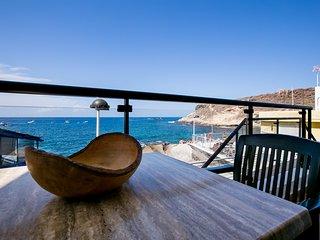 Nice apartment Caleta Sunrise with terrace, sea view