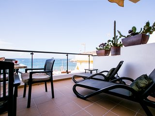 Apartment Caleta Sunrises, sea view