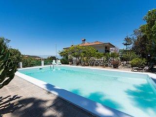 4 bedroom Villa in San Roque, Canary Islands, Spain : ref 5625345