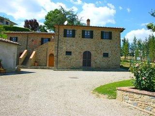 3 bedroom Apartment in Celle sul Rigo, Tuscany, Italy : ref 5240071