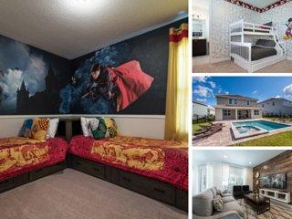 EC222- 6 Bedroom Contemporary Encore Villa