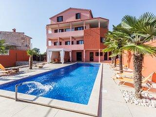 4 bedroom Apartment in Cabrunici, Istria, Croatia : ref 5532617