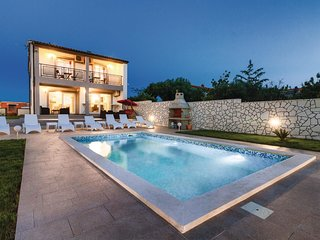 4 bedroom Villa in Pomer, Istria, Croatia : ref 5670523