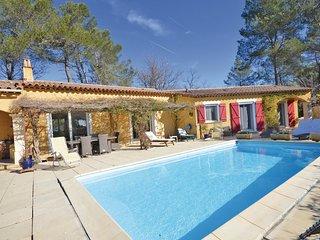 3 bedroom Villa in Les Saquetons, Provence-Alpes-Côte d'Azur, France : ref 56705