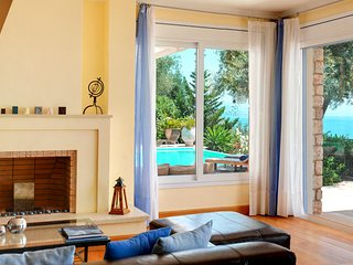 4 bedroom Villa in Pyrgi, Ionian Islands, Greece : ref 5364664